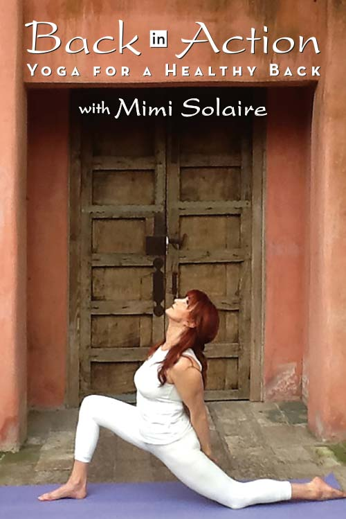 Back in Action with Mimi Solaire