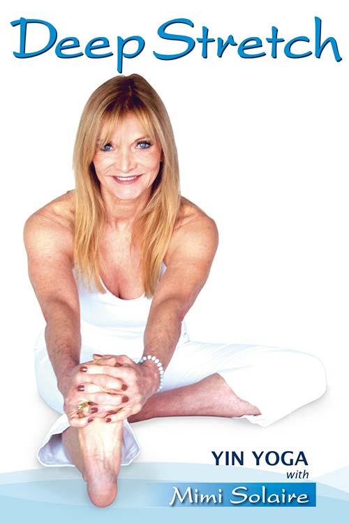 Deep Stretch Video | Yin Yoga DVD | Tension Release DVD Video